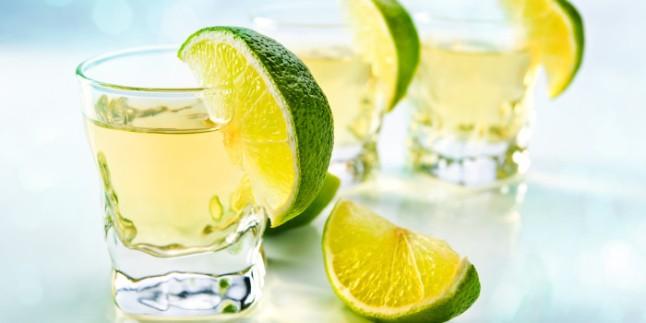 Tequila para comer